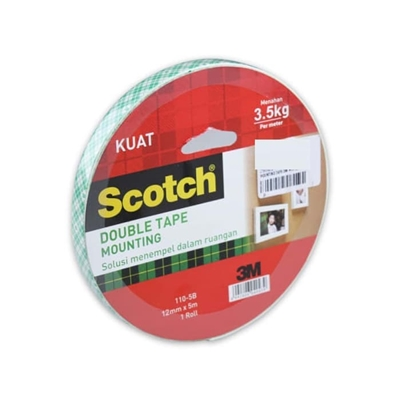 Jual-Double-Tape-3M-Scotch-Double-Tape-Mounting