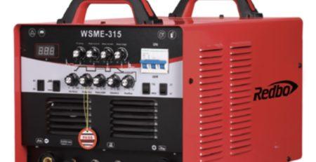Jual-Mesin-Las-Redbo-WSME-315A Ac-Dc-Pulse-Di-Demak