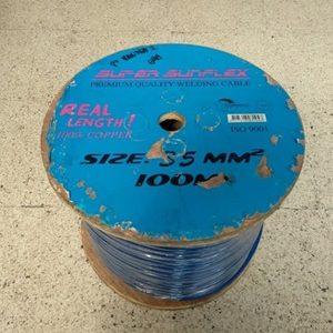 Jual-Kabel-Las-35mm-Full-Tembaga-Super-Sunflex