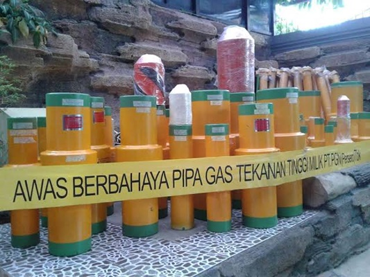 Jual-Insulating-Joint-Sambungan-Pipa-Gas-&-Minyak