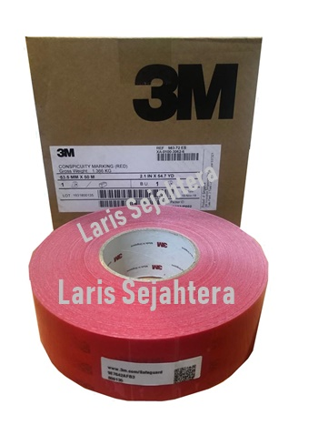 Jual-3M-Scotchlite-Reflective-Tape-Red-Uji-Kir