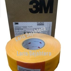 Jual-3M-Scotchlite-Reflective-Tape-Yellow-Uji-Kir