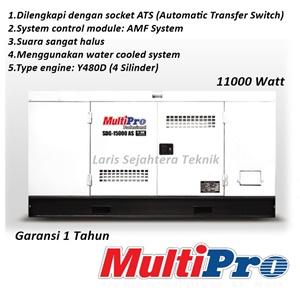 Jual-Genset-Silent-Multipro-SDG-15000-AS-Diesel-Generator