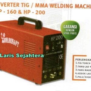 Jual-Mesin-Las-Inverter-TIG-MMA-HP-160A-Weldcraft-1