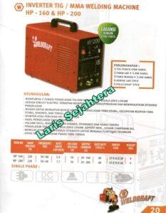 Jual-Mesin-Las-Inverter-TIG-MMA-HP-160A-Weldcraft