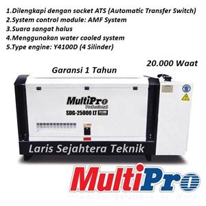 Jual-Genset-Silent-Multipro-SDG-25000-AS-Diesel-Generator