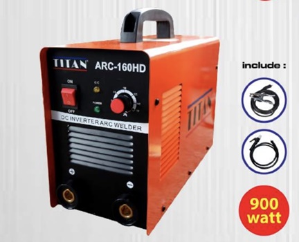 Jual-Mesin-Trafo-Las-Listrik-Arc-160HD-Titan