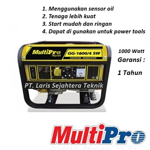 Jual-Genset-Gasoline-Generator-Multipro-GG-1600-4SW