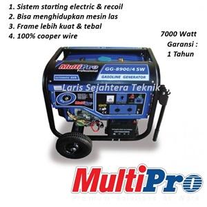 Jual-Genset-Multipro-GG-8900-4SW-Gasoline-Generator