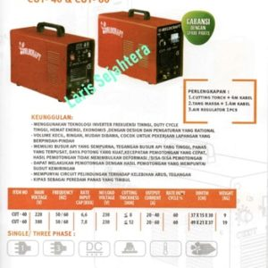 Jual-Mesin-Las-Plasma-Cutting-CUT-40-Weldcraft